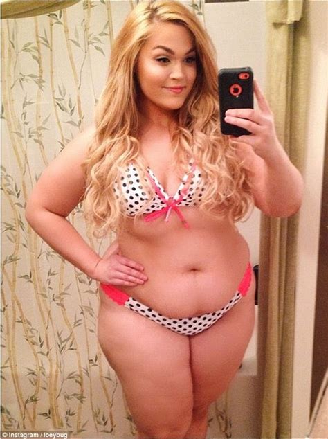 average looking chubby women plus size fashion vlogger loey lane takes down critics of