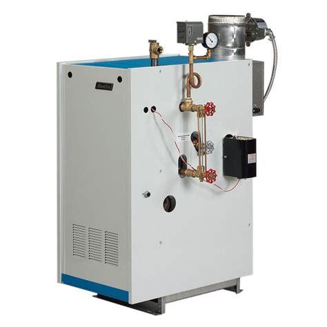 which gas boiler slant fin galaxy gas steam boiler with 160 000 btu input 98 000 btu output intermittent