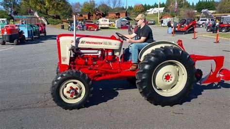 elenco dive ford 861 powermaster tractor with elenco 4x4