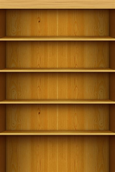 put your iphone 4 apps on a bookshelf appaddict net