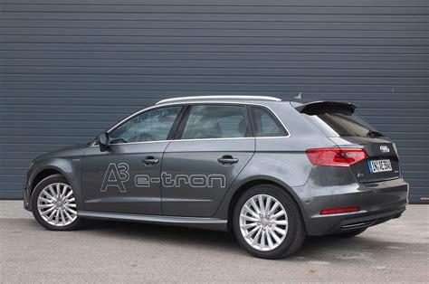 Audi E Tron A3 2015 audi a3 e tron second drive photo gallery autoblog