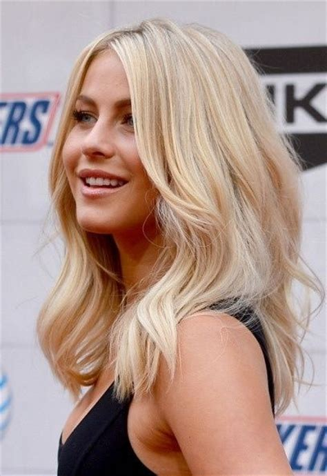 hairstyles medium blonde fine hair 23 chic medium hairstyles for wavy hair styles weekly