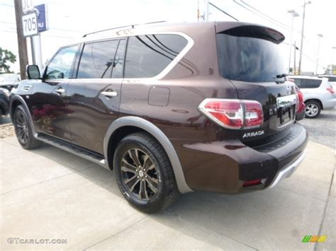 2017 mocha almond nissan armada platinum 4x4 115591205 photo 11 gtcarlot car color