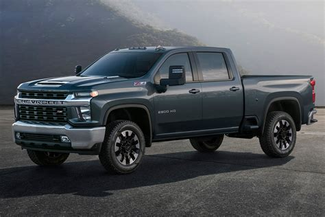 Chevrolet Heavy Duty 2020 2020 chevrolet silverado heavy duty hiconsumption