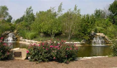 Overland Park Arboretum And Botanical Gardens by Overland Park Arboretum And Botanical Gardens
