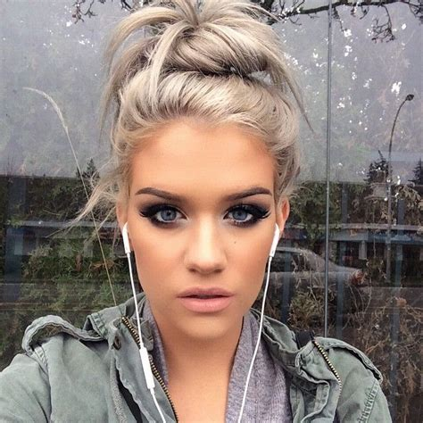 gray hair popular now 507 best hair and beauty images on pinterest hairstyles