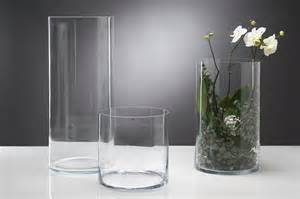 glas vase ambitious and combative gro 223 e glasvasen mit orchideen