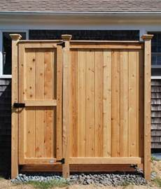 outdoor showers enclosures cedar pvc cape cod shower