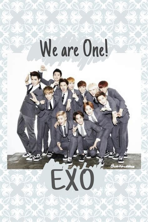 exo k iphone wallpaper simple exo wallpaper for android phone and i phone by