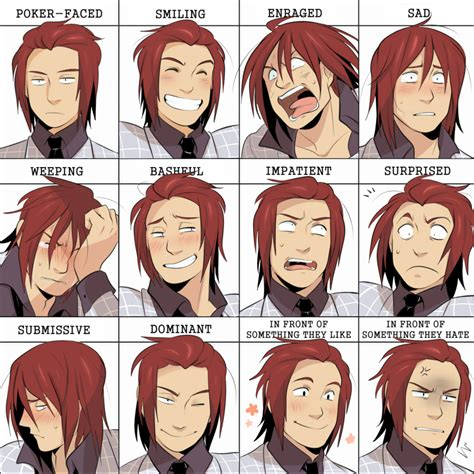 Expressions Meme - funny anime girl expressions www imgkid com the image