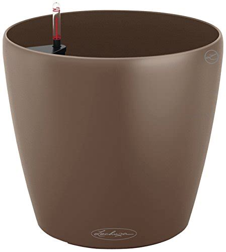 round lechuza deltini self watering indoor planter ebay round lechuza classico self watering indoor outdoor