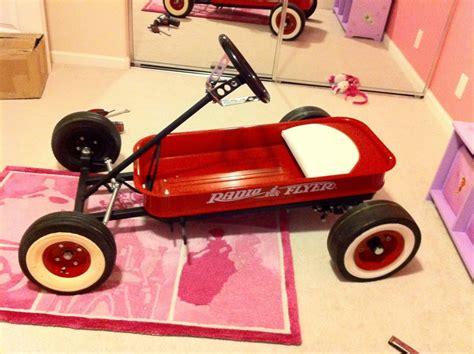 wagon go kart newbie wanting to build a radio flyer kart diy go kart