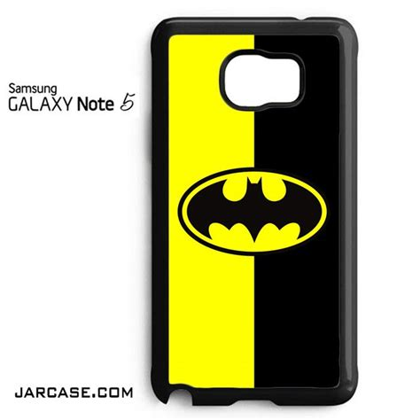 Batman Logo C0347 Samsung Galaxy Note 5 Casing Premium Hardcase batman logo with black yellow background phone for samsung galaxy note 5 and another