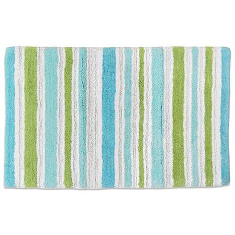 park b smith bath rugs buy park b smith cabana stripe bath rug from bed bath beyond