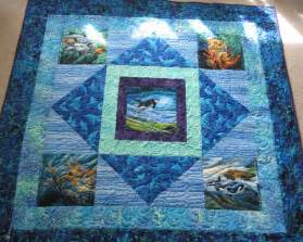 panels quilt by sky high fibers quilting pattern
