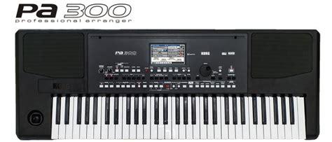 Keyboard Korg Pa 300 korg pa300