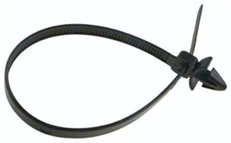 Kabel Tis Cable Tie 2 5 X 200 Mm 20cm 25 push mount cable tie for imports 200mm length ebay