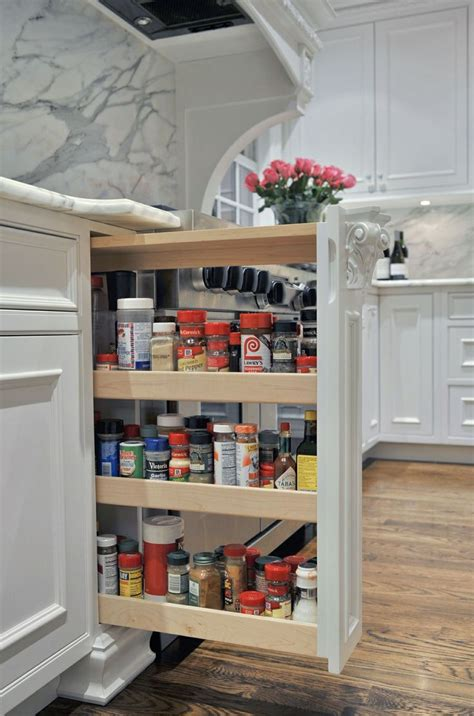 diy narrow spice rack 1000 images about pull out spice racks on