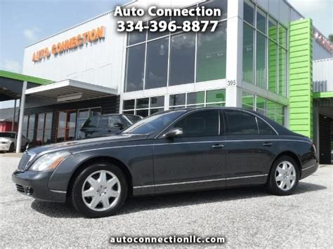auto air conditioning service 2005 maybach 57s security system 2005 maybach 57 renntech 318kmsrp clean carfax serv records