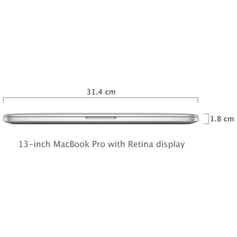 Apple Macbook Pro With Retina Display Mgx72id A apple macbook pro 13 inch with retina display mgx72id a