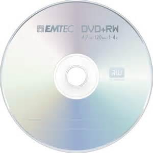Storage Solution dvd rw rw emtec