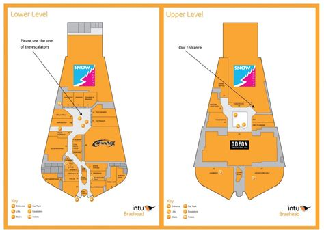 Trafford Centre Floor Plan by How To Find Us Snow Factor