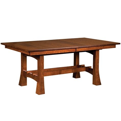 trestle dining room tables jackson trestle dining table amish dining room tables cabinfield furniture