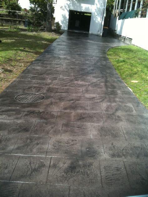 Stamped Concrete   MAC QLD   Brisbane   Redlands