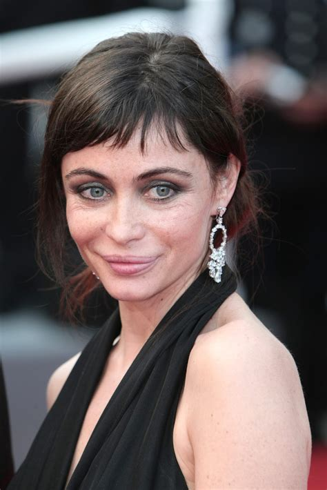 emmanuelle beart cute hq    cannes film
