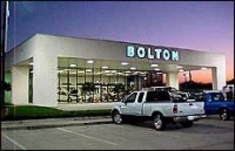 Bolton Ford by Bolton Ford Car Dealership In Lake Charles La 70607