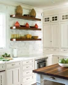 open shelving kitchen ideas 40 ideas of using open shelves on a kitchen shelterness