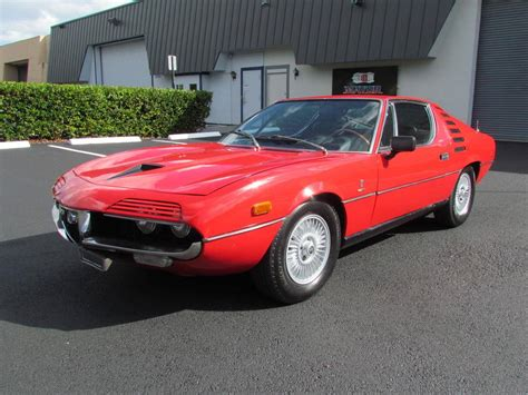 1973 Alfa Romeo Montreal For Sale 1882778 Hemmings