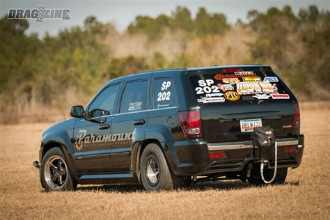 srt8 jeep turbo monster mopar bill schurr s twin turbo srt8 jeep dragzine