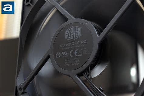 Cooler System Cooler Master Silencio Fp 120 cooler master silencio fp 120 pwm performance edition