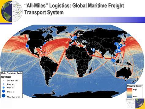 mile logistics  port regionalization