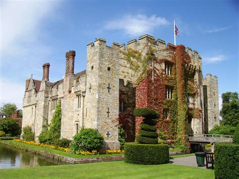Zen Homes by Great British Houses Hever Castle The Childhood Home Of