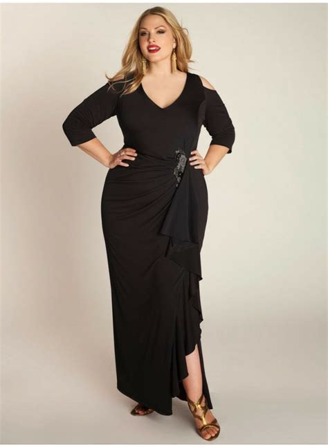Maxi Trendy Menyusui Bhm 40 17 best images about plus size black dress on trendy plus size plus size dresses