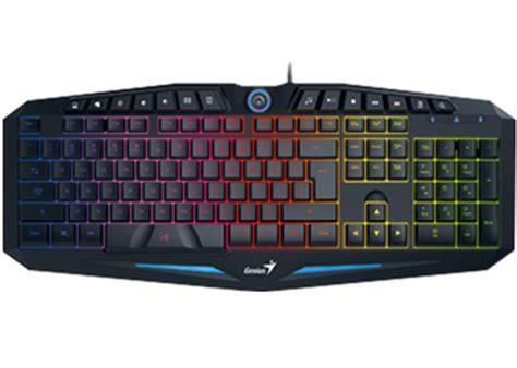 Promo Genius Keyboard Gaming Scorpion K220 1 support genius gaming