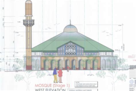 foto desain masjid pemkot buka sayembara desain masjid raya solo republika