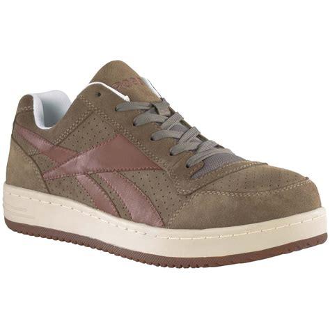mens steel toe sneakers s reebok steel toe classic skateboard shoes 580307