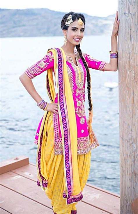 punjabi grls suit long hair 5 new style of punjabi suits made by punjabi women