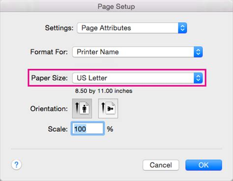 landscape layout word mac change paper size word for mac