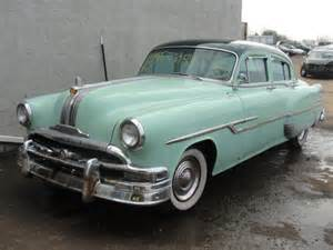 1953 Pontiac Chieftain For Sale L8xh16797 Bidding Ended On 1953 Green Pontiac Chieftain