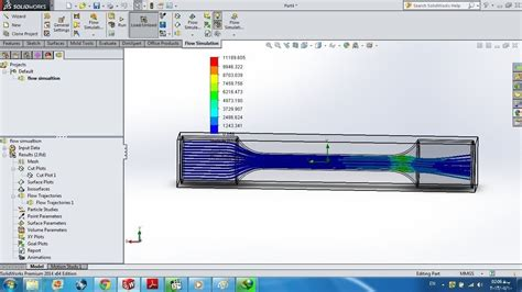 solidworks tutorial video free tutorial 19 solidworks flow simulation free 3d model