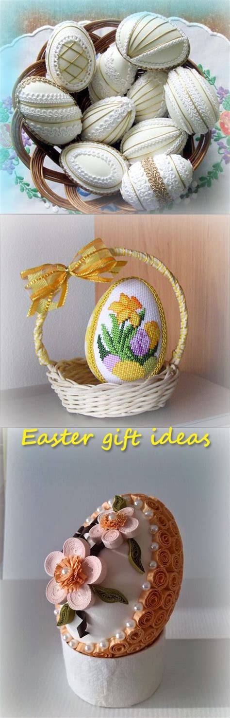 easter present ideas easter gift ideas good house wife