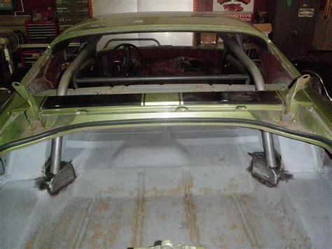 camaro roll bar 2nd generation f roll bar rides