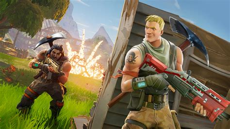 fortnite battle royale fortnite battle royale team fortress 2 meets pubg with a
