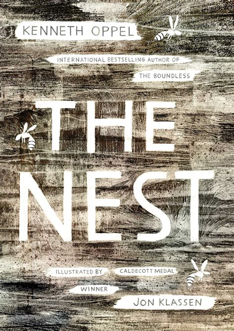 nest books the nest kenneth oppel see a strange creature