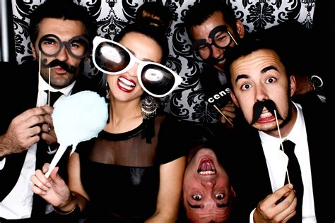 photo booth photo booth for weddings in nj posh entertainment