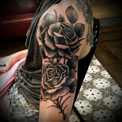 black rose tattoos meaning sleeve tattoos designs ideas and meaning tattoos